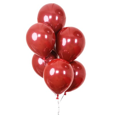 7red balloons